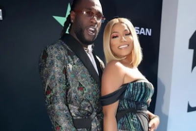 Burna Boy's Girlfriend, Stefflon Don Decides To Have A Baby Amid Side Chick Saga