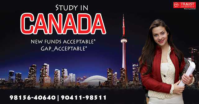 Canada Study Abroad Consultants In Mohali