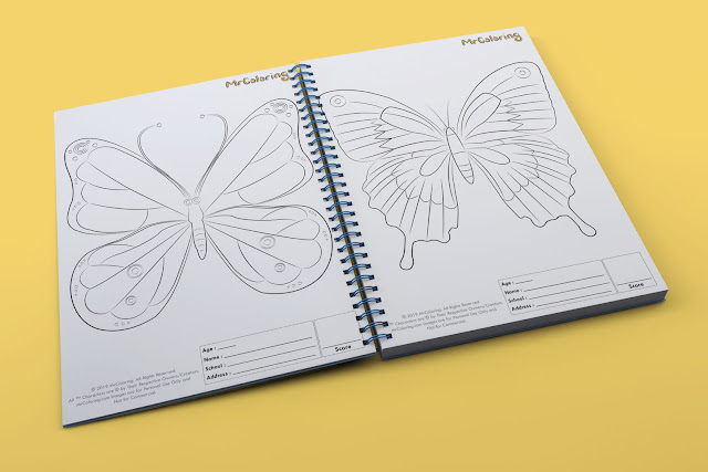printable cute butterfly template outline coloriage coloring pages book pdf pictures to print out for kids to color fun teens girls toddler preschool kindergarten adults