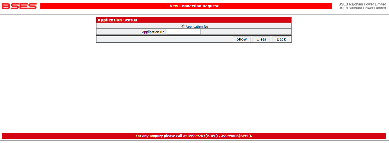 Application For New Electricity Connection Delhi