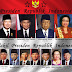 Daftar Urutan Nama Nama Presiden Dan Wakil Presiden Di indonesia