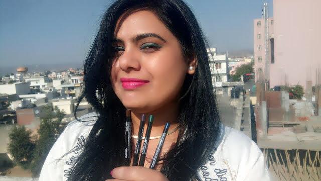 Vibrant shades of Kajal By Bella Voste