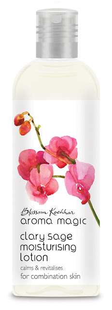 Blossom Kochhar Aroma Magic Clary Sage Moisturising Lotion
