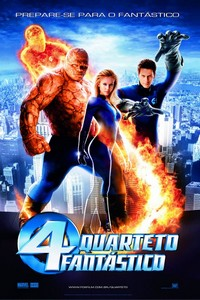 Quarteto Fantástico (2005) Dublado 720p