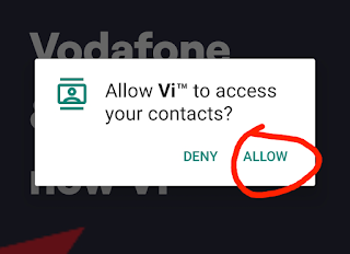 Vodafone balance check 2