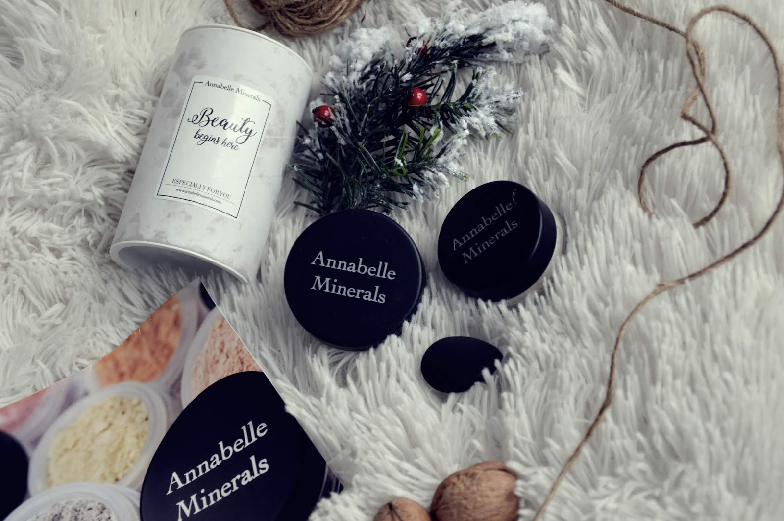 Kosmetyki mineralne od Annabelle Minerals