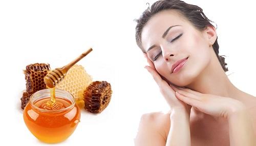 Cách tẩy tế bào chết da mặt bằng mật ong và đường