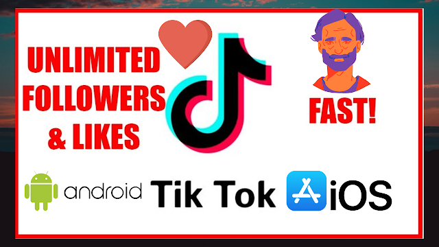 Hack TikTok followers,likes,views without human verification