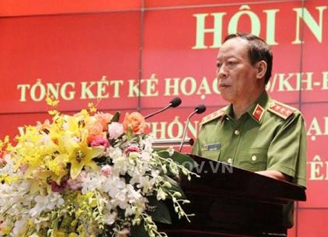 Thứ trưởng Lê Quý Vương phát biểu chỉ đạo tại hội nghị