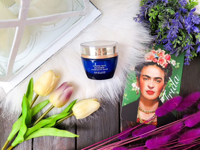 Intense Skin Recharge Overnight Mask Oriflame