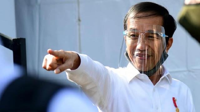 Ada Corona tapi Kerja Biasa Saja, Jokowi Marah Sampai Ancam Begini ke Anak Buahnya