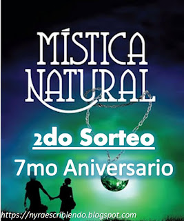 2DO SORTEO MISTICO - 7MO ANIVERSARIO