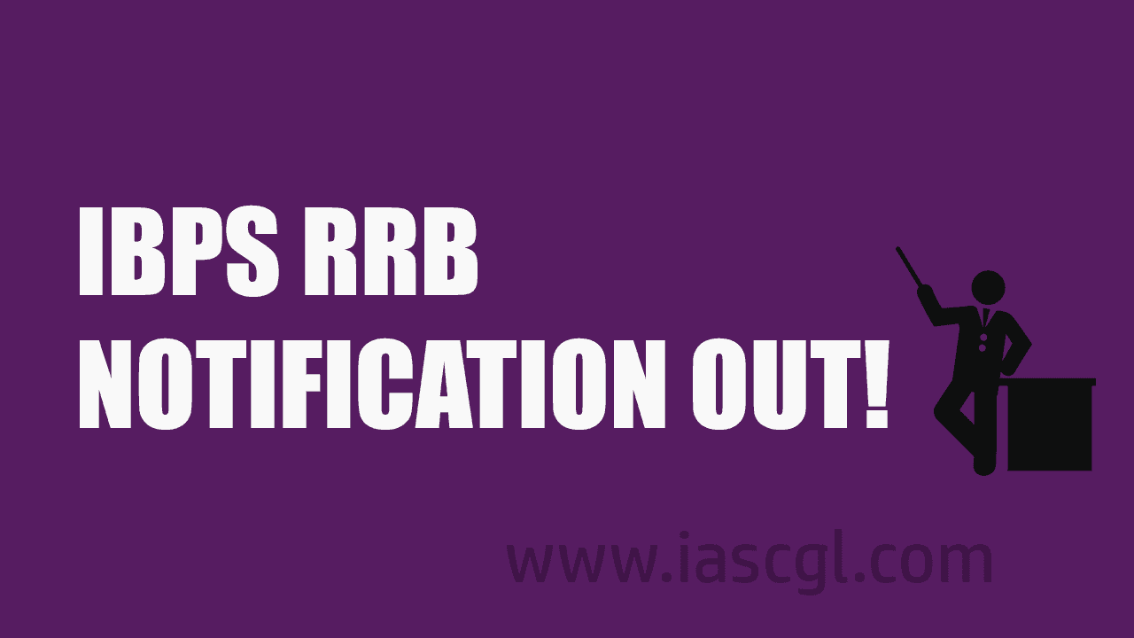 IBPS RRB VII 2018 Notification