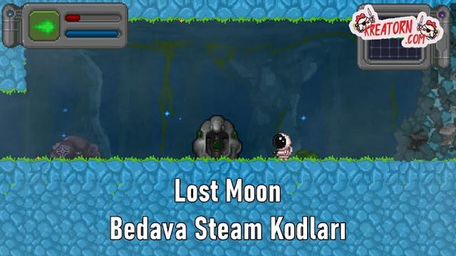 Lost Moon - Bedava Steam Kodları