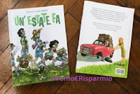 Logo Bao Publishing: vinci gratis il cartonato ''Un'estate fa'' volume 1