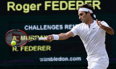 Roger Federer returns early for Miami open