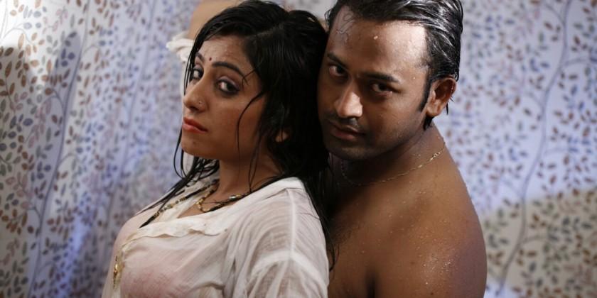 Rahul Raj Pallavi Koli Hot Bathroom Romance In Film Huat Ki Jung