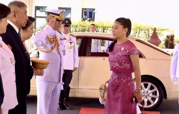 Princess Sirivannavari Nariratana of Thailand is a regular at Paris Fashion Week, often spotted on the front row at Dior, Chanel and Valentino
