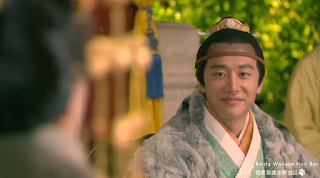 Huang Xuan in ep 12 of Imperial Doctress