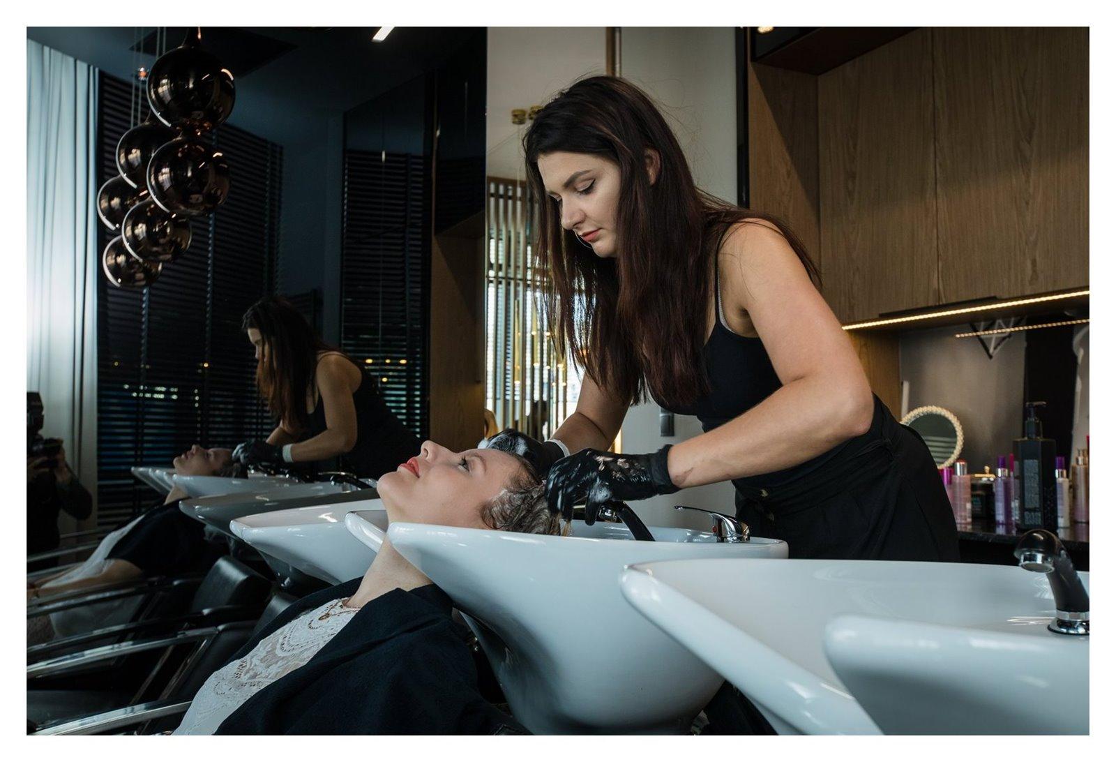 13 salon fryzjerski luisse łódź najlepszy fryzjer w łodzi gdzie pofarbować włosy w łodzi schwarzkopf opinia pielęgnacja bc fibre clinix booster na czym polega ile kosztuje cena