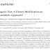 Dieta cetogênica: uma modificação dietética como uma abordagem ansiolítica?