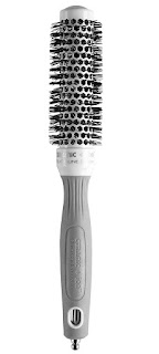 Round brush for 32mm or 1 to 1.5 size = shoulder length hair
