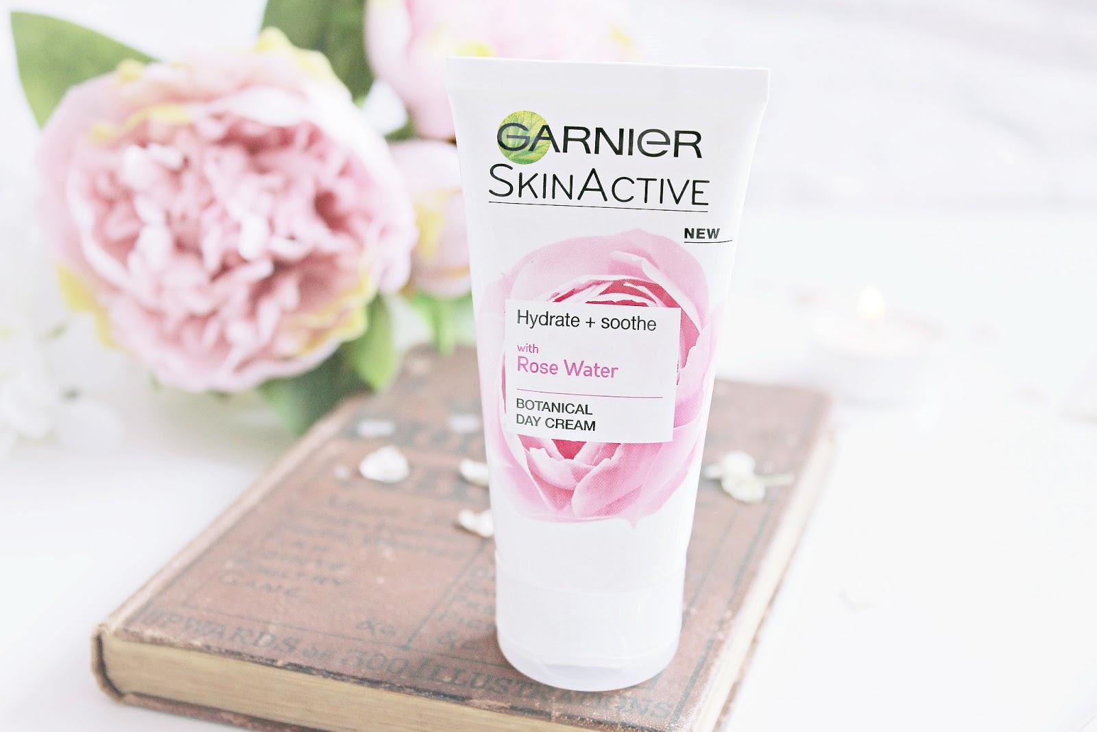 Garnier Skin Active rose review