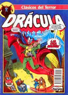 Clásicos del Terror Drácula 11 / Frank Brunner