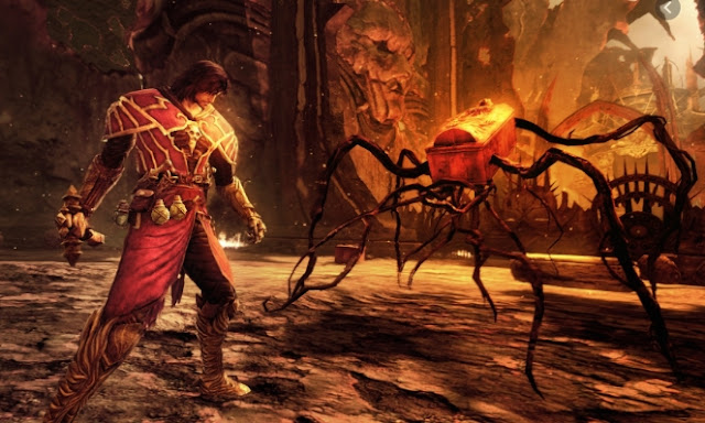 Castlevania: Lords of Shadow Game Ringan