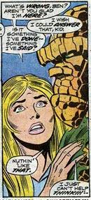 Fantastic Four 142-Alicia-BenGrimm