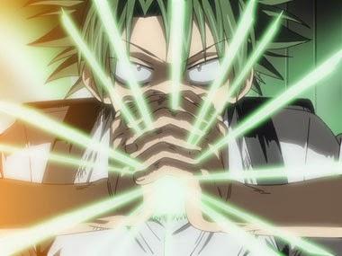 Karakter Anime Yang Bersenjatakan Senjata Anti Mainstream Ueki