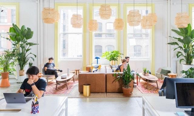 ideas enhance office space improve workplace