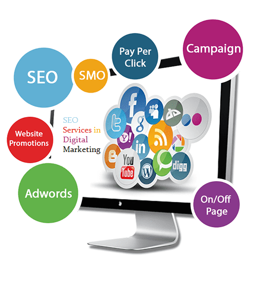 SEO Services in Digital Marketing