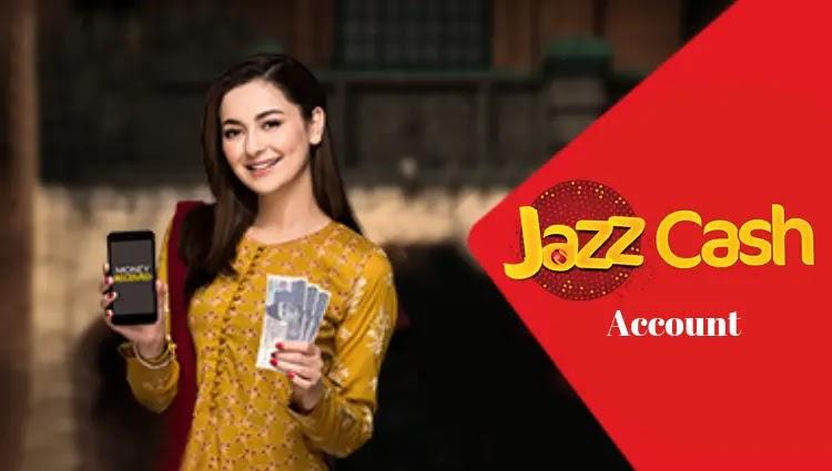 Jazz Cash Account Open Karne Ka Tarika - Complete Guide
