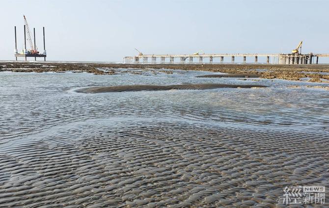 護藻礁、穩供電、拚減煤 經部:有責任讓全民了解三接重要性