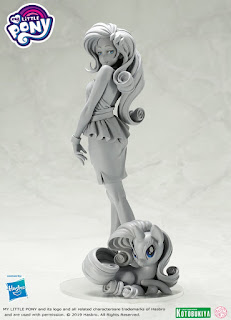 Kotobukiya News: Rarity Prototype and Fluttershy Pre-Orders