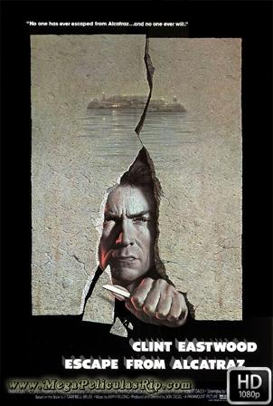 La Fuga De Alcatraz [1080p] [Latino-Ingles] [MEGA]