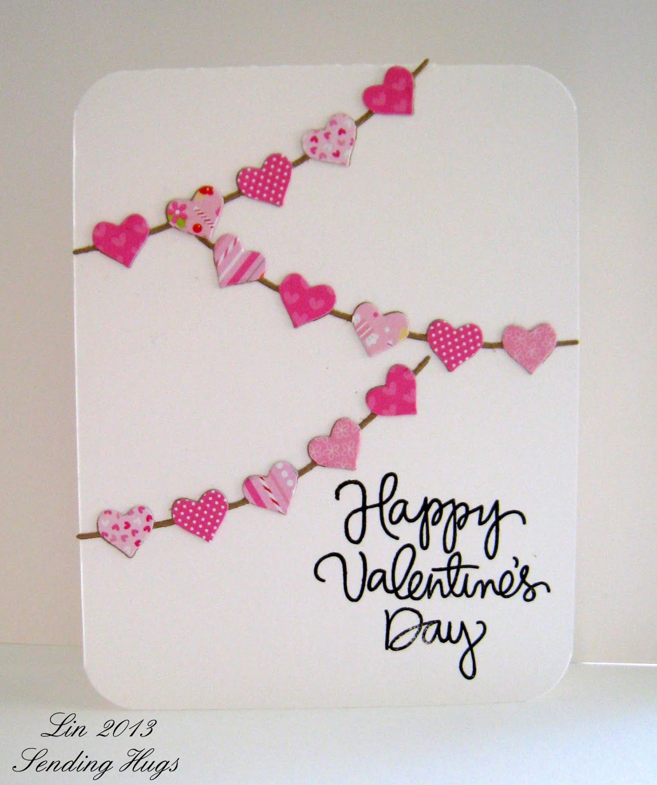 cute hand made valentines day - HD 1339×1600