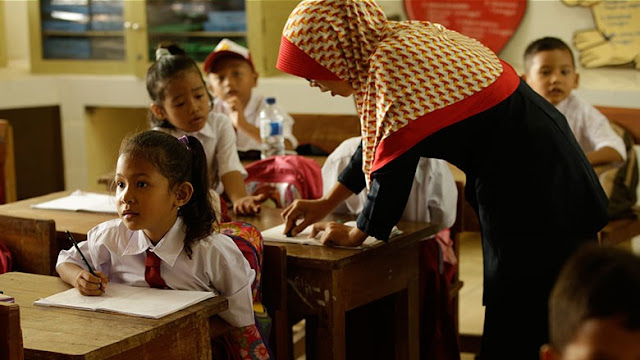 pendidikan Indonesia di mata dunia
