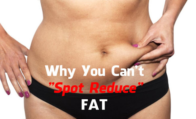 Why You Cannot Spot Reduce - www.healthyinfo.org
