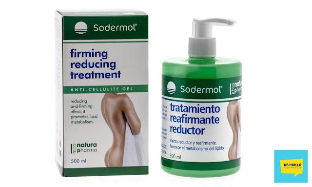 Gel reductor para la Celulitis