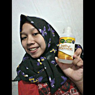 MASKER HERBAL ALAMI QNC JELLY GAMAT
