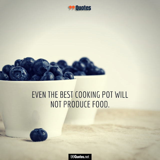 famous food quotes proverbs