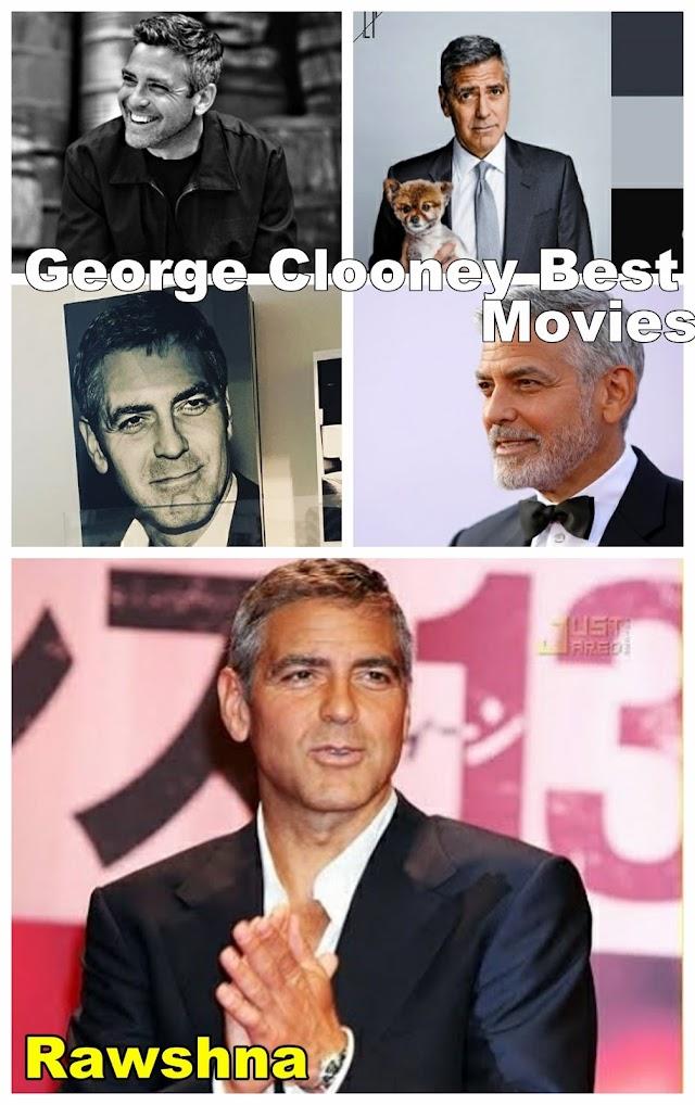 افضل افلام جورج كلوني على الاطلاق