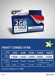 Trik Paket Internet XL 4G LTE Super Murah Promo September 2018