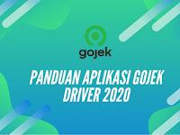 Panduan Aplikasi Gojek Driver 2020
