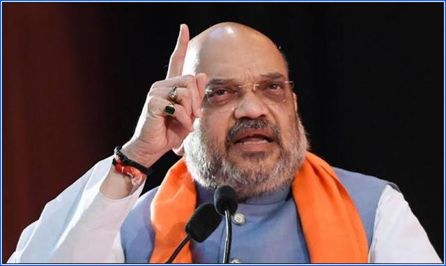 Bharatiya Janata Party(BJP) president Amit Shah