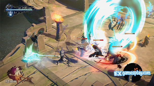 Oninaki Review - Cut Down All Your Enemies