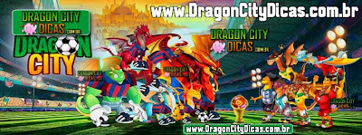 Dragon City Dicas - Copa do Mundo