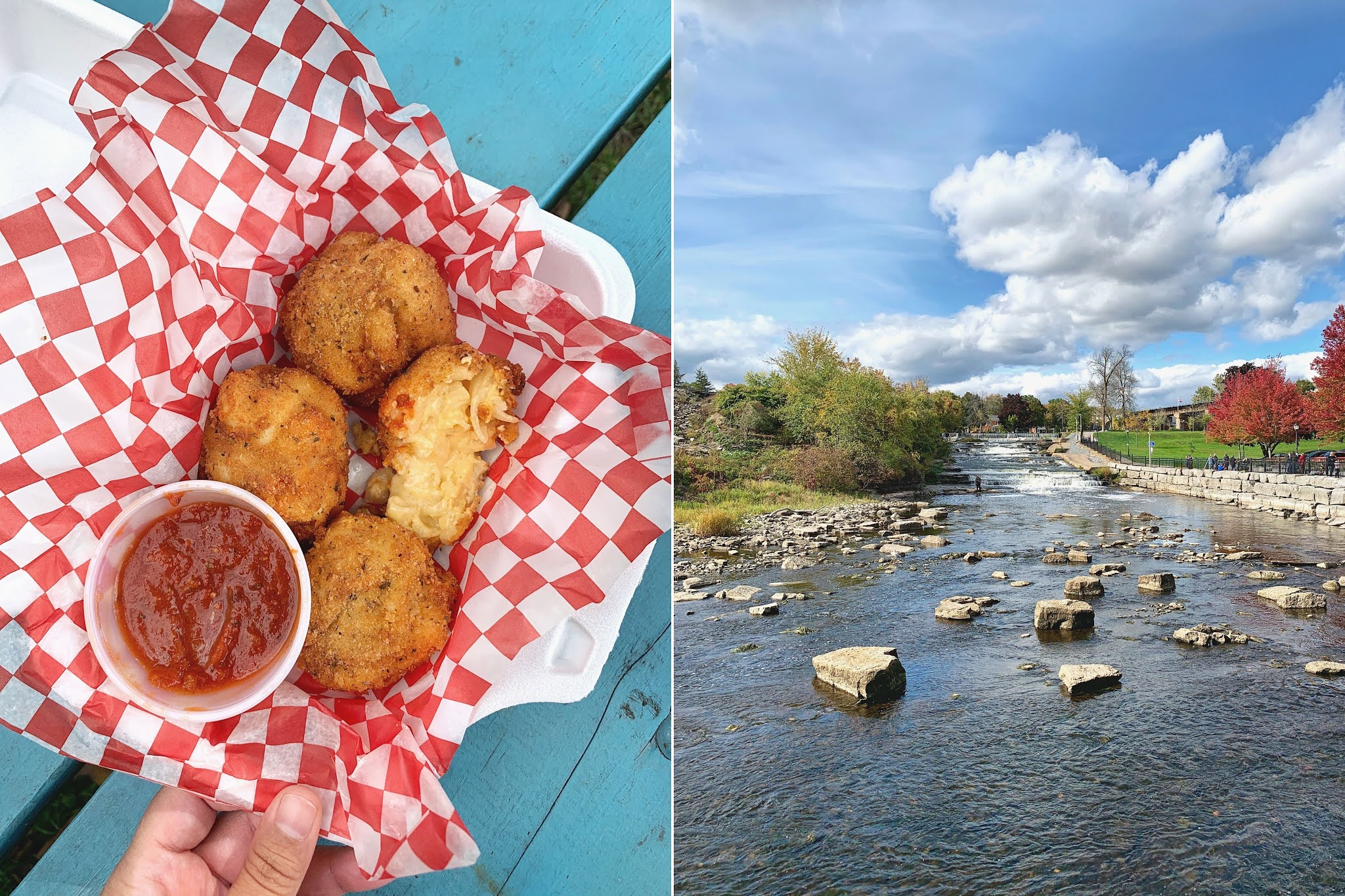 Scenic Fall Drive & Foodie Adventure in Napanee, Ontario